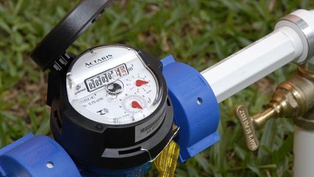 Caiado garante que não haverá reajuste na tarifa de água em Goiás