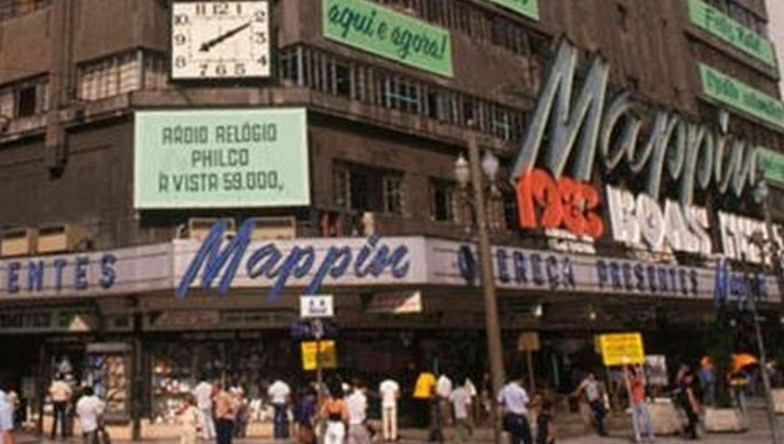 Saudosas grandes lojas de Goiânia, do país e do mundo