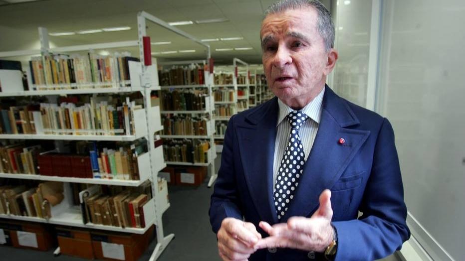 Morre Murilo Melo Filho, jornalista e membro da Academia Brasileira de Letras