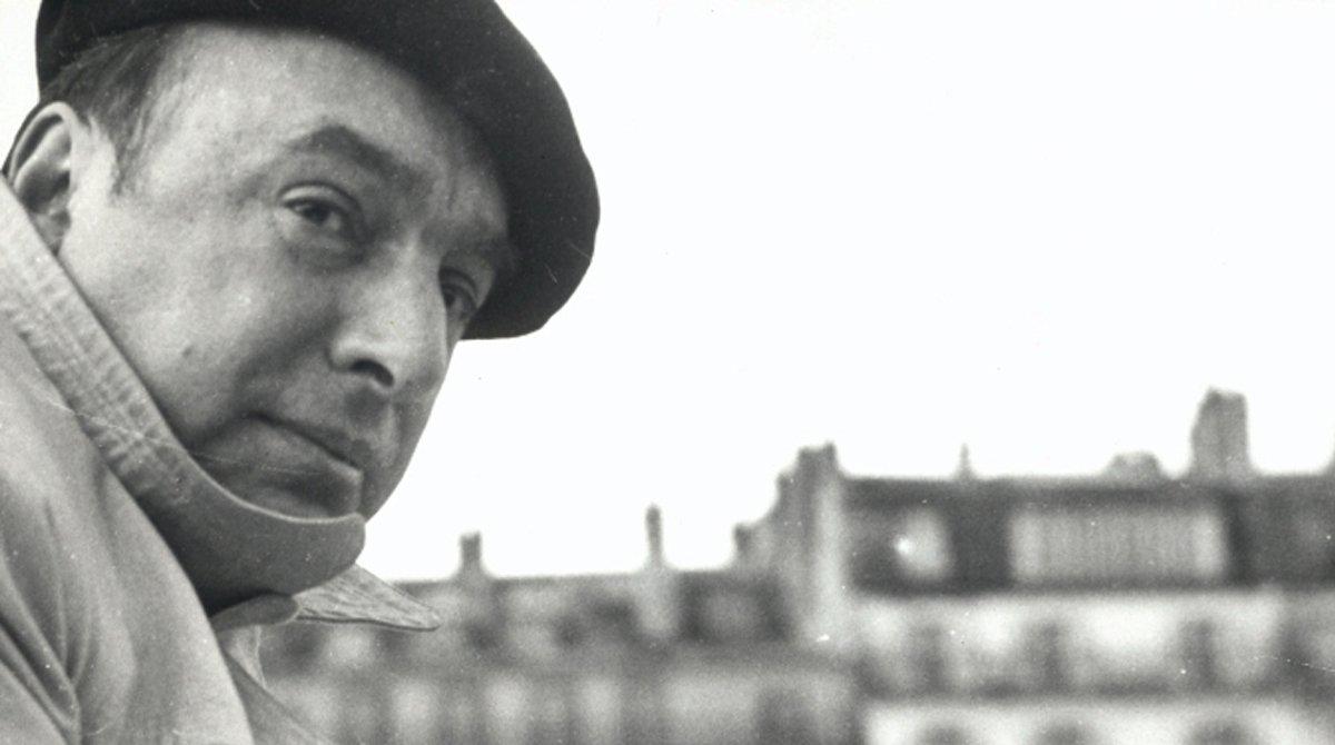 Pablo Neruda e o pássaro goiano
