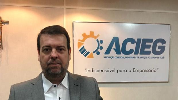 Presidente da Acieg afirma que apoia lockdown em Goiânia