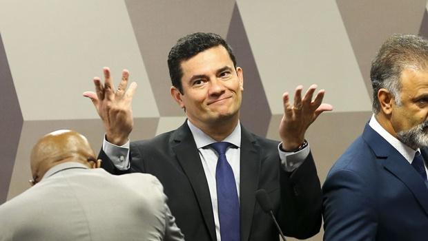 Sergio Moro será contratado como professor da UniCeub