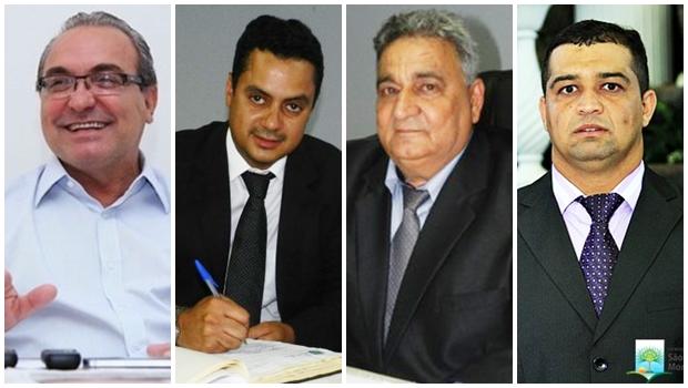 Darrot comemora ampliação da participação do PSDB na Câmara de São Luís de Montes Belos