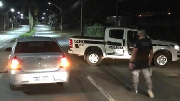 Anápolis tem madrugada com mais ocorrências no trânsito desde início da pandemia
