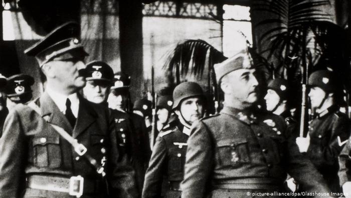 Francisco Franco se considerava uma espécie de ditador divino