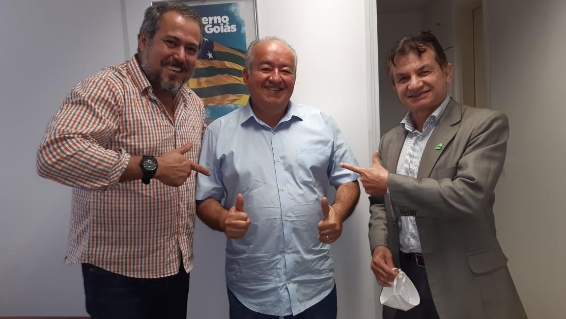 DEM se une em torno de Dr. Antônio e pode levar parte do PSDB de Trindade