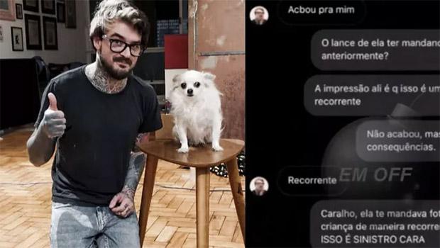 PC Siqueira apaga postagem em que afirma ser vítima de fake news e é investigado pela Polícia Civil