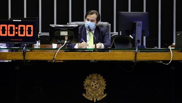 Rodrigo Maia - junho - Foto Michel Jesus Câmara dos Deputados