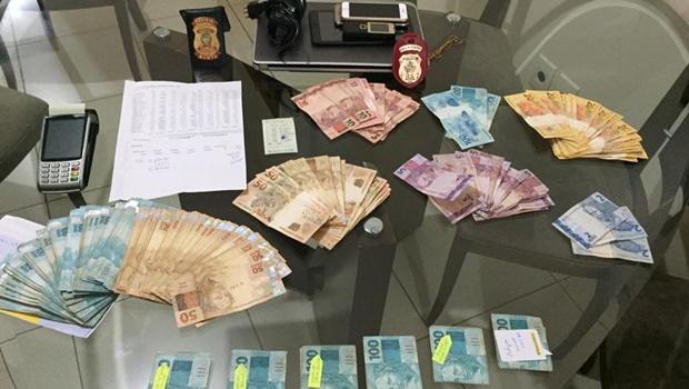 Polícia desarticula  organização criminosa que atuava em jogos de azar, lavagem de dinheiro e contrabando