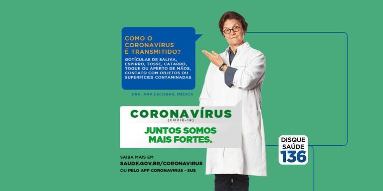 São Paulo faz campanha de esclarecimento sobre a pandemia. Mas Goiás não pode fazer