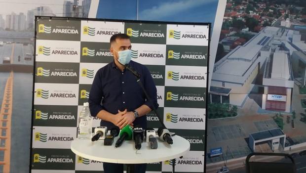 Gustavo Mendanha defende fim do escalonamento em Aparecida de Goiânia