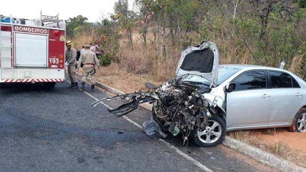 Registro de acidentes e mortes em rodovias goianas tem redução