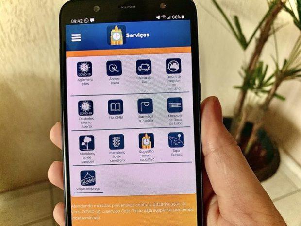 Covid-19: Prefeitura de Goiânia já recebeu mais de 26 mil denúncias via aplicativo