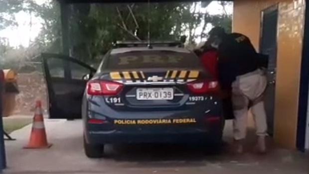 Preso suspeito de matar cunhado e sobrinho em Rio Verde