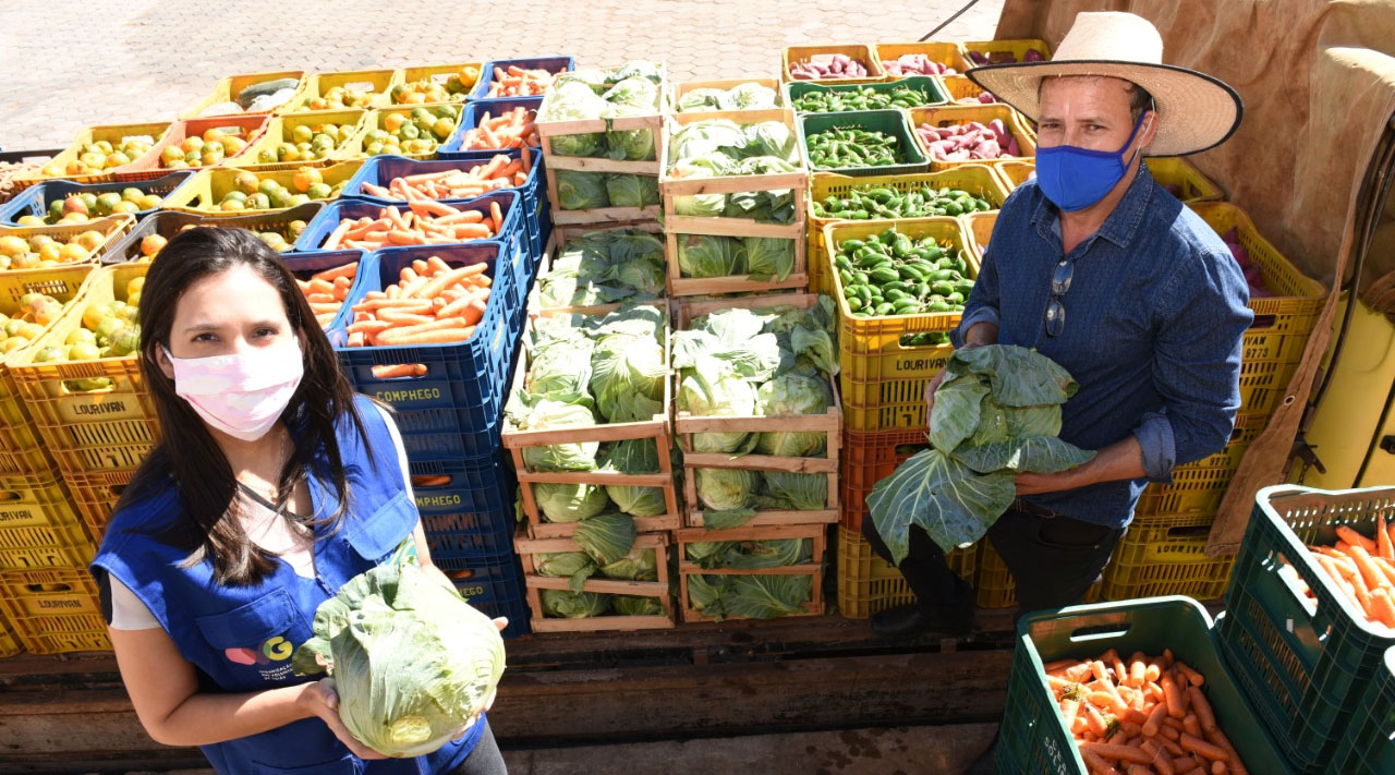 Banco de Alimentos da OVG beneficia semanalmente mais de 400 famílias vulneráveis