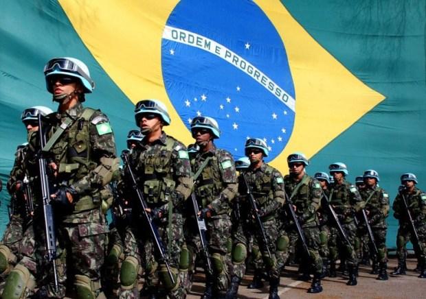 Vox Populi Vox Dei As Forcas Armadas Que A Imprensa Critica Sao Aprovadas Pelos Brasileiros Jornal Opcao