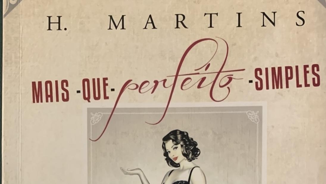 Romance de H. Martins é poético, lírico e não linear