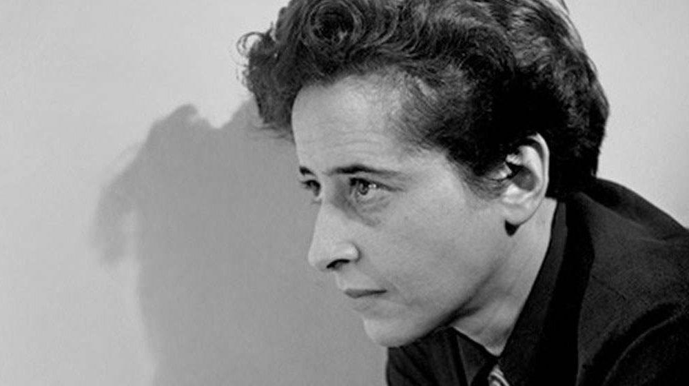 Hannah Arendt e seu linchamento neostalinista tupiniquim