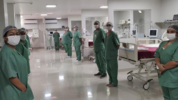 Hospital Regional de Itumbiara abre mais 10 leitos de UTI