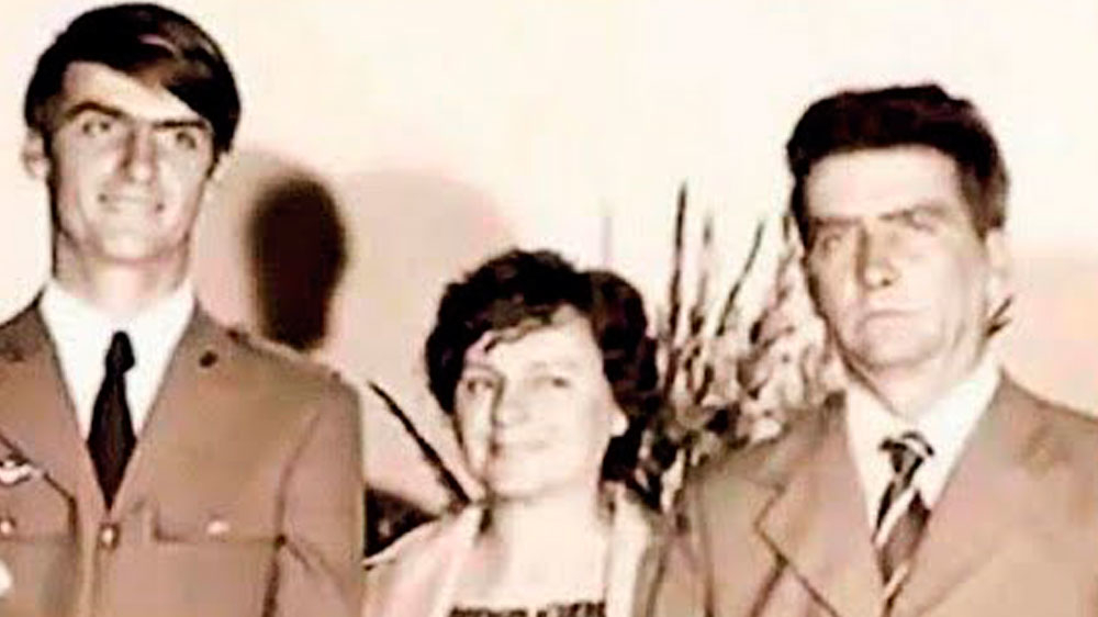 Prenome de Bolsonaro, Jair, foi inspirado no nome de um jogador de futebol