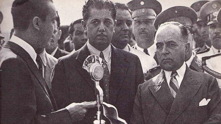 Como Benedito Valadares, futuro padrinho político, conheceu Juscelino Kubitschek