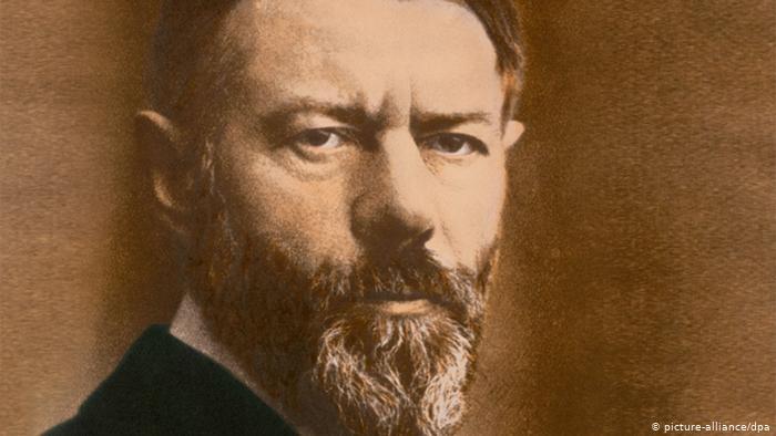 O sociólogo alemão Max Weber e sua pedagogia da coragem
