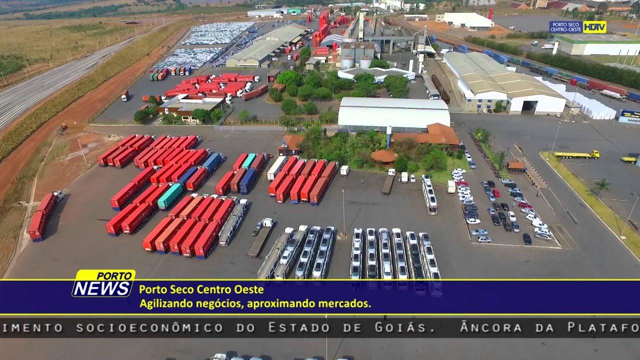 CNJ ouve juiz federal sobre processo que envolve o Porto Seco de Anápolis