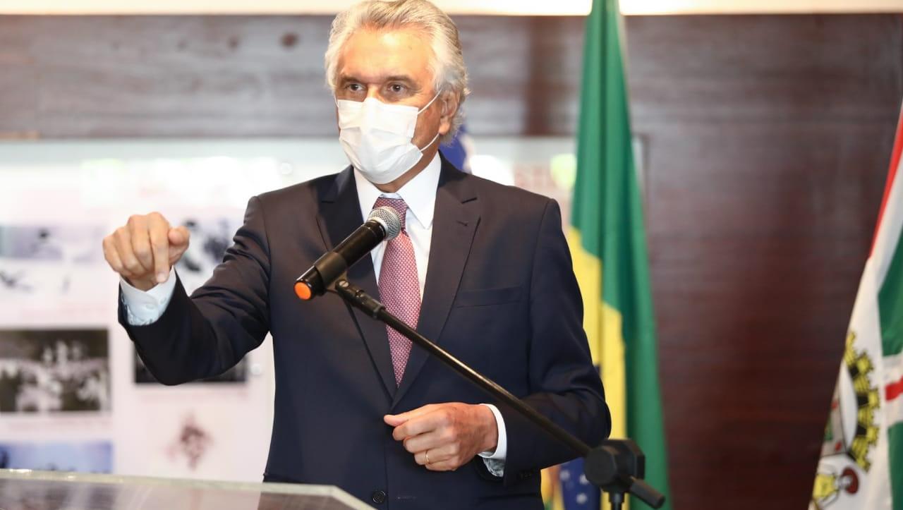 Caiado anuncia 98% de isenção às indústrias que se instalarem na região do Vão do Paranã