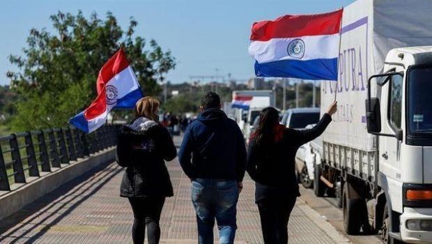 Governo paraguaio recua e suaviza quarentena na fronteira com o Brasil