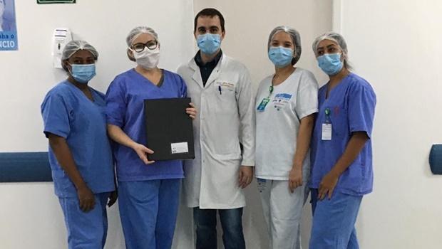 Hospital de Urgências de Trindade seleciona 51 profissionais durante a pandemia