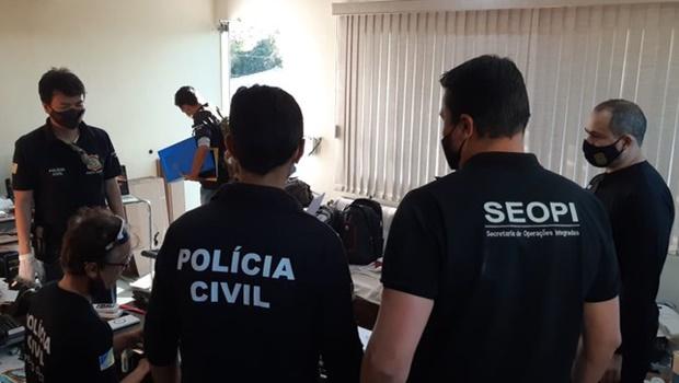 Ministério da Justiça auxilia operação das polícias civis de Goiás e Tocantins contra ataques virtuais