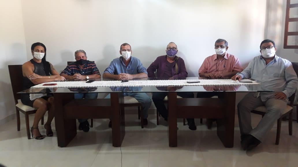 André Luiz reúne aliados e reafirma que é pré-candidato a prefeito de Morrinhos