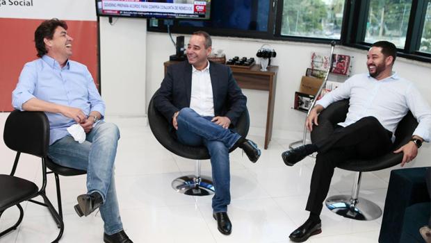 Presidente nacional do Avante firma apoio à pré-candidatura de Wilder Morais e garante fundo partidário na capital