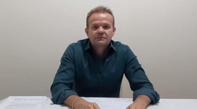"""Justiça eleitoral de  Luziânia determinada retirada de vídeo de vereador das redes sociais por """"fake news"""""""