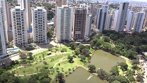 Goiânia pode registrar chuva leve hoje ou amanhã, diz meteorologista
