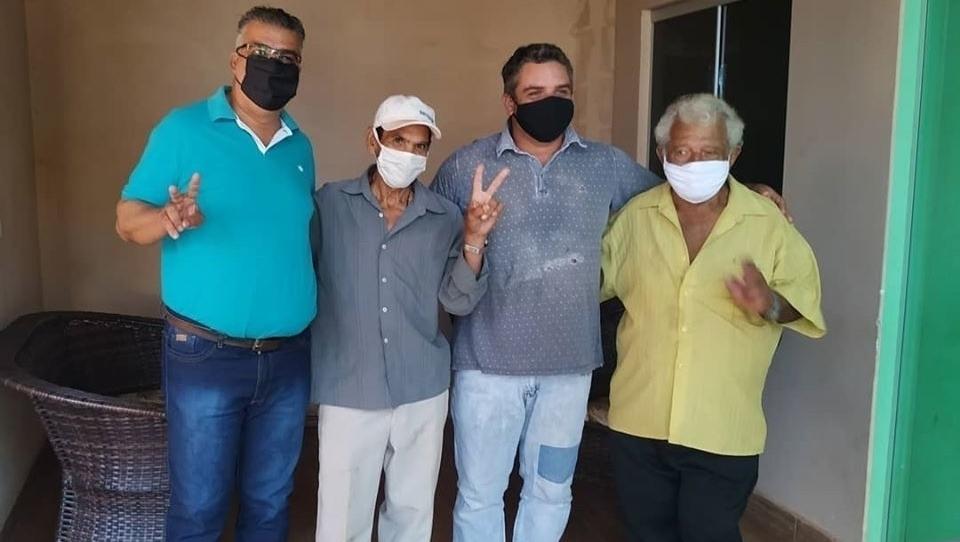 MDB e PP se unem para enfrentar a prefeita de Cachoeira Dourada