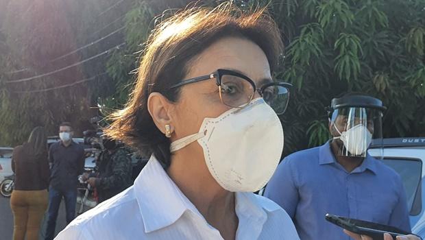 """""""Estamos vivendo uma estabilização do número de casos e queda nos óbitos"""", diz Fátima Mrué"""