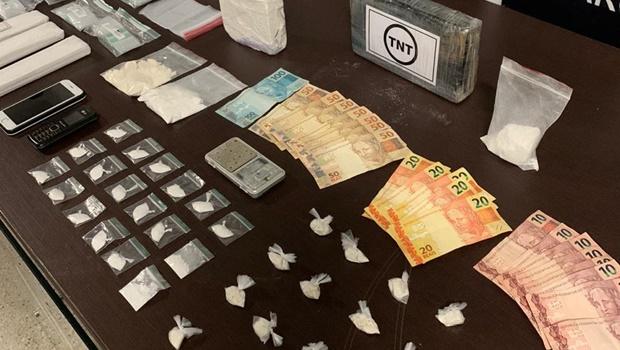 Estudante de medicina é preso por suspeita de tráfico na região de Campinas