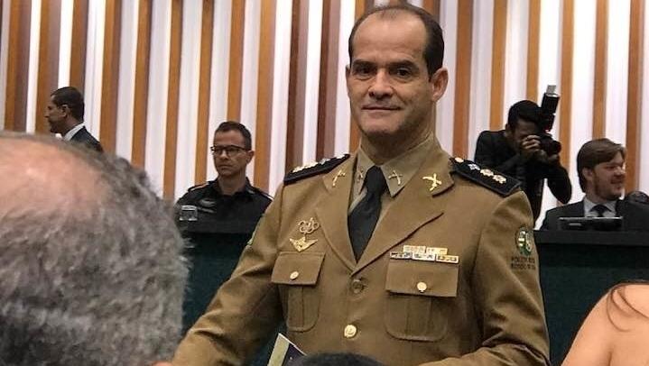 PSL vai bancar tenente-coronel da Polícia Militar para prefeito de Morrinhos