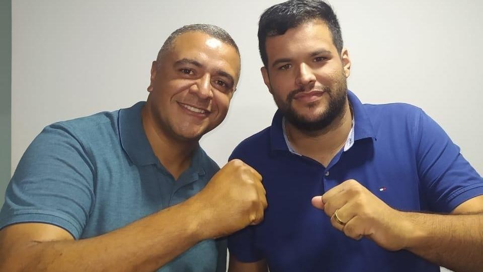 Alex Batista e Antônio Lima vão tentar derrotar o prefeito Fábio Corrêa em Cidade Ocidental