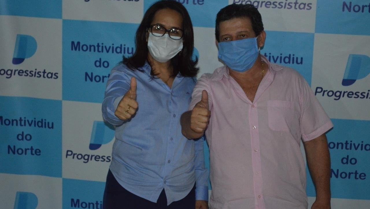 DEM e PP fecham aliança em Montividiu e bancam Cirinha da Farmácia para prefeita