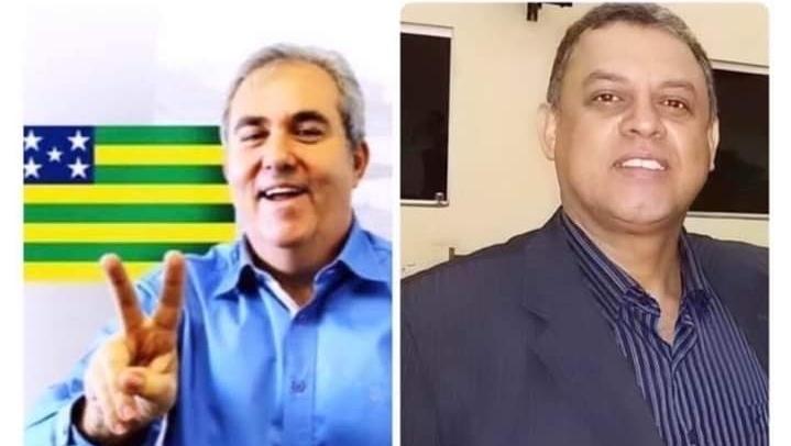 Joaquim Guilherme é o candidato do PSDB a prefeito de Morrinhos