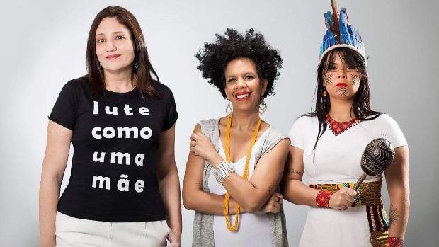 """""""MandatA Coletiva"""": Três mulheres se unem em busca de cadeira na Câmara de Goiânia"""