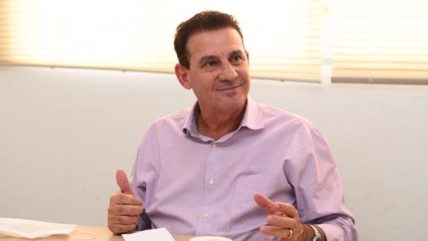 """Vanderlan Cardoso: """"Gosto do Executivo. Nunca escondi isso"""""""