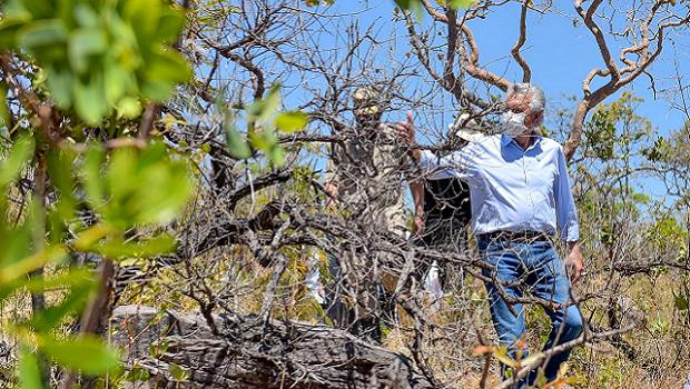 Parque Estadual Águas do Paraíso será primeiro do Brasil com gestão compartilhada