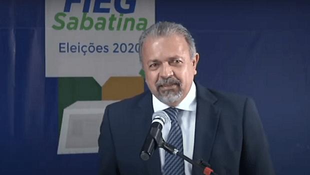 """""""Sei onde estão os problemas de Goiânia"""" diz candidato a prefeito Elias Vaz"""