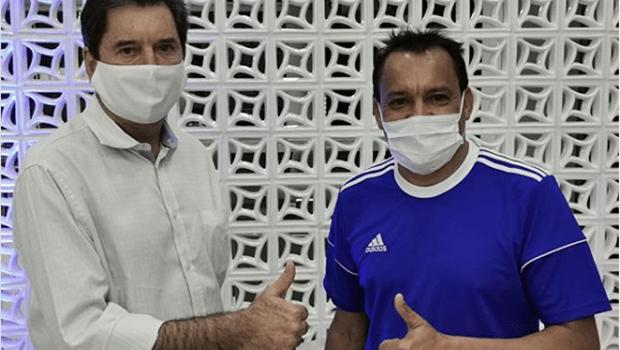 Felisberto Tavares integra campanha de Maguito Vilela na Região Leste