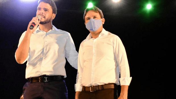 Convenção oficializa Marden Júnior como candidato à Prefeitura de Trindade e Pastor Alcione como vice