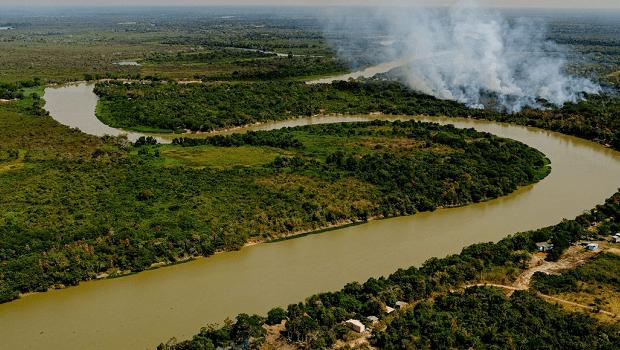Equipe de Goiás que atuava nos incêndios do Pantanal é desarticulada por falta de recursos