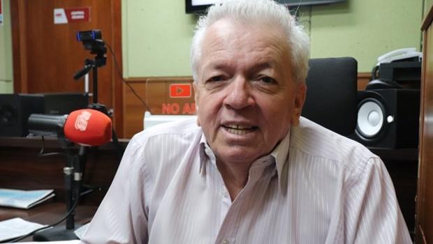 Radialista Adolfo Campos morre em Goiânia